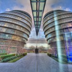 London's City Hall or Town Hall