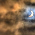 Solar Eclipse Partial Eclipse UK 2015 March Picture